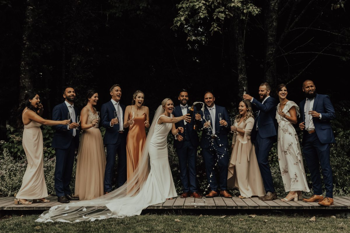 Ring the Bells: Abigail & Jason Got Married