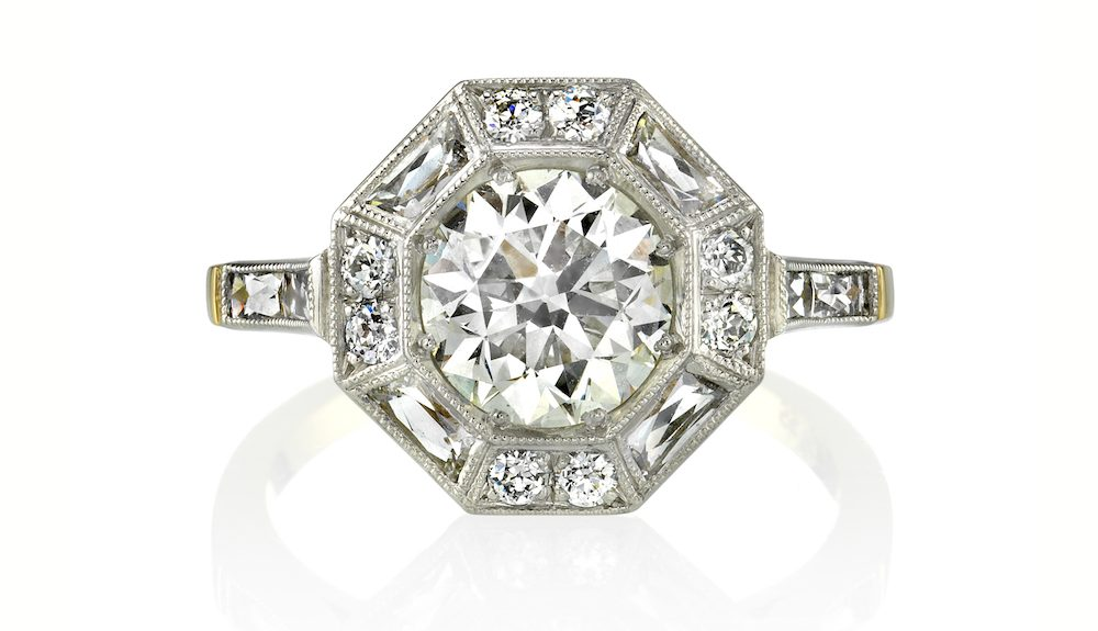 Vintage-Art-Deco-Engagment-Ring