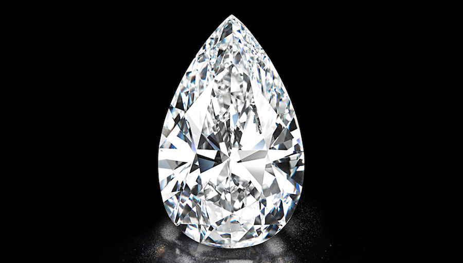 Fancy-Cut-Diamond-Pear-Shape